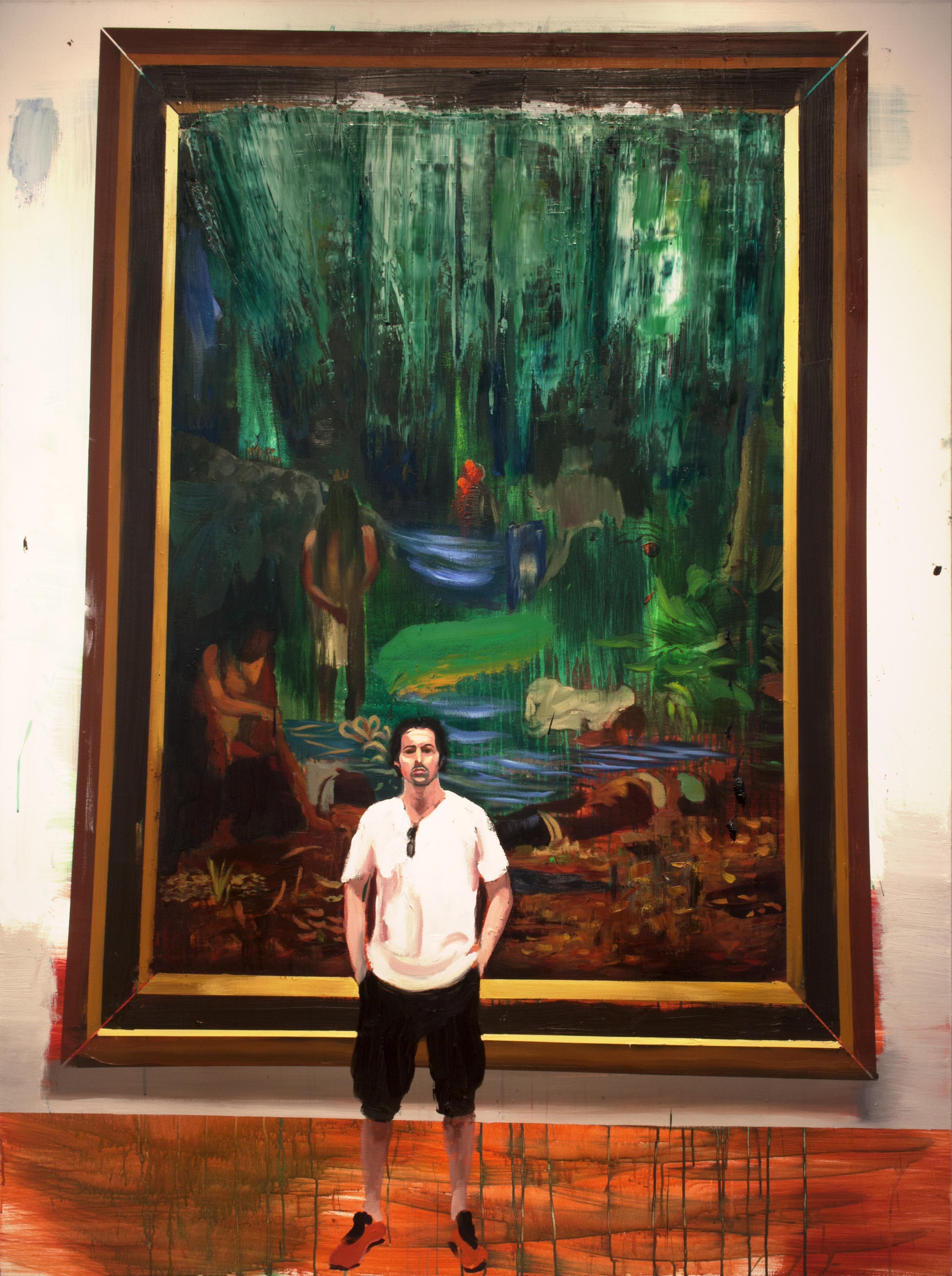 Trabalho premiado do artista Daniel Lannes