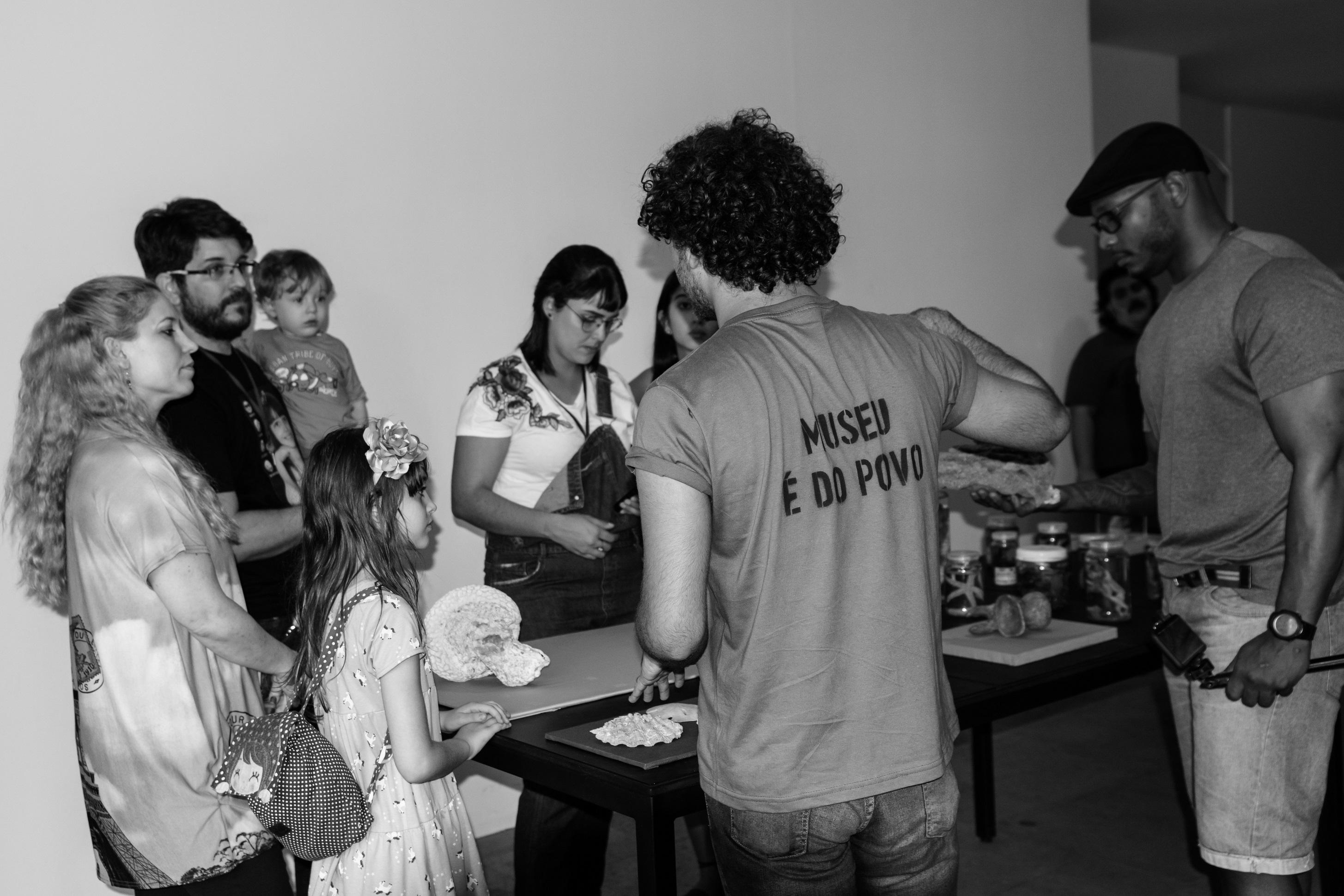 Atividades do Núcleo de Educação do MHN aos domingos são voltadas para públicos de todas as idades