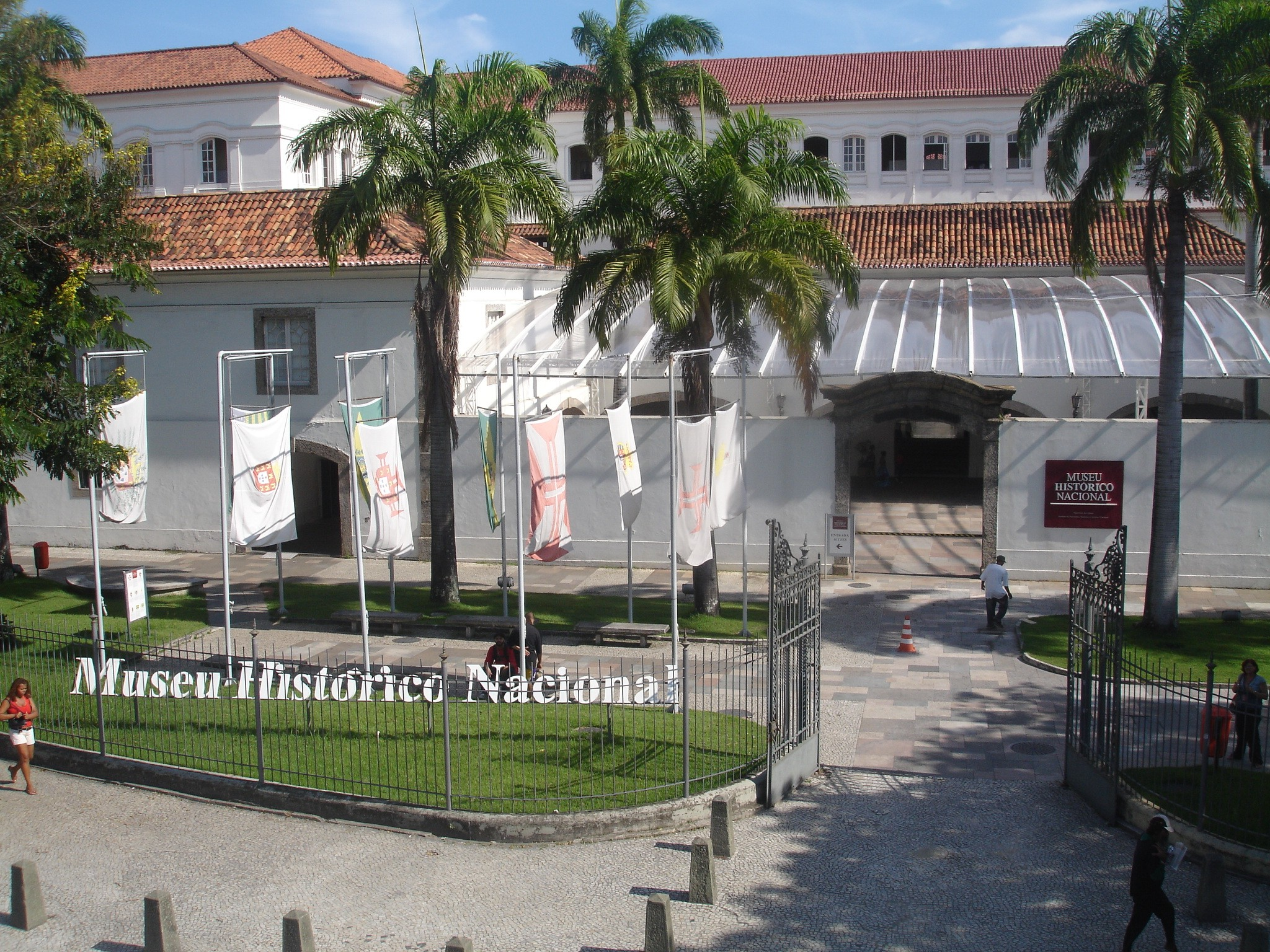 MHN sedia Maratona de Museus Ibram/Wikipédia dia 6 de novembro