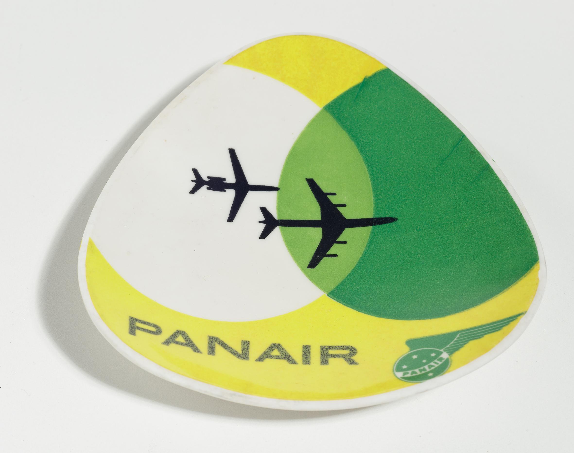 """A exposição """"Nas asas da Panair"""" fica em cartaz no MHN de 11 de julho a 29 de setembro de 2019"""