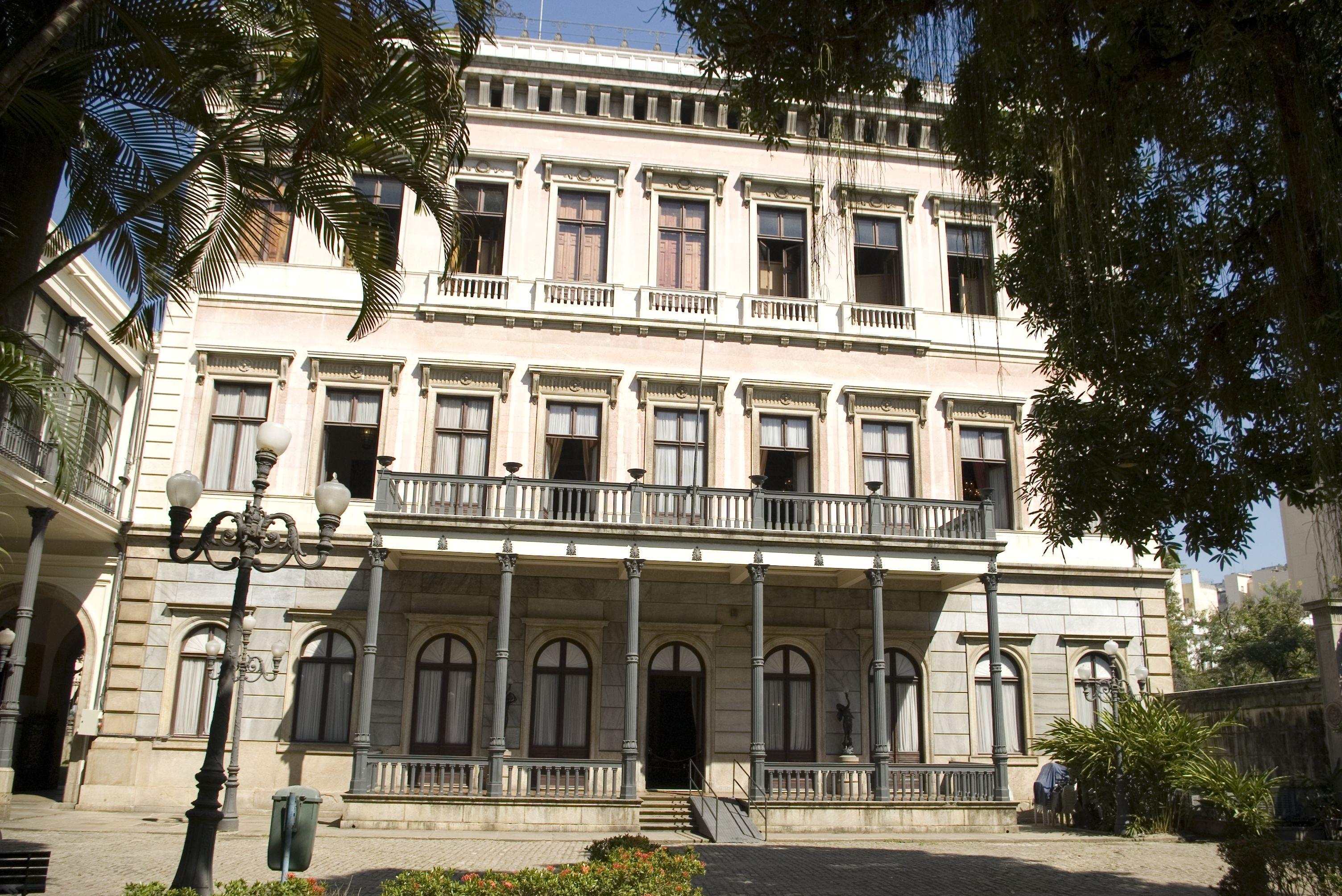 Museu da República no Rio é parceiro do MHN na realização do seminário 2019