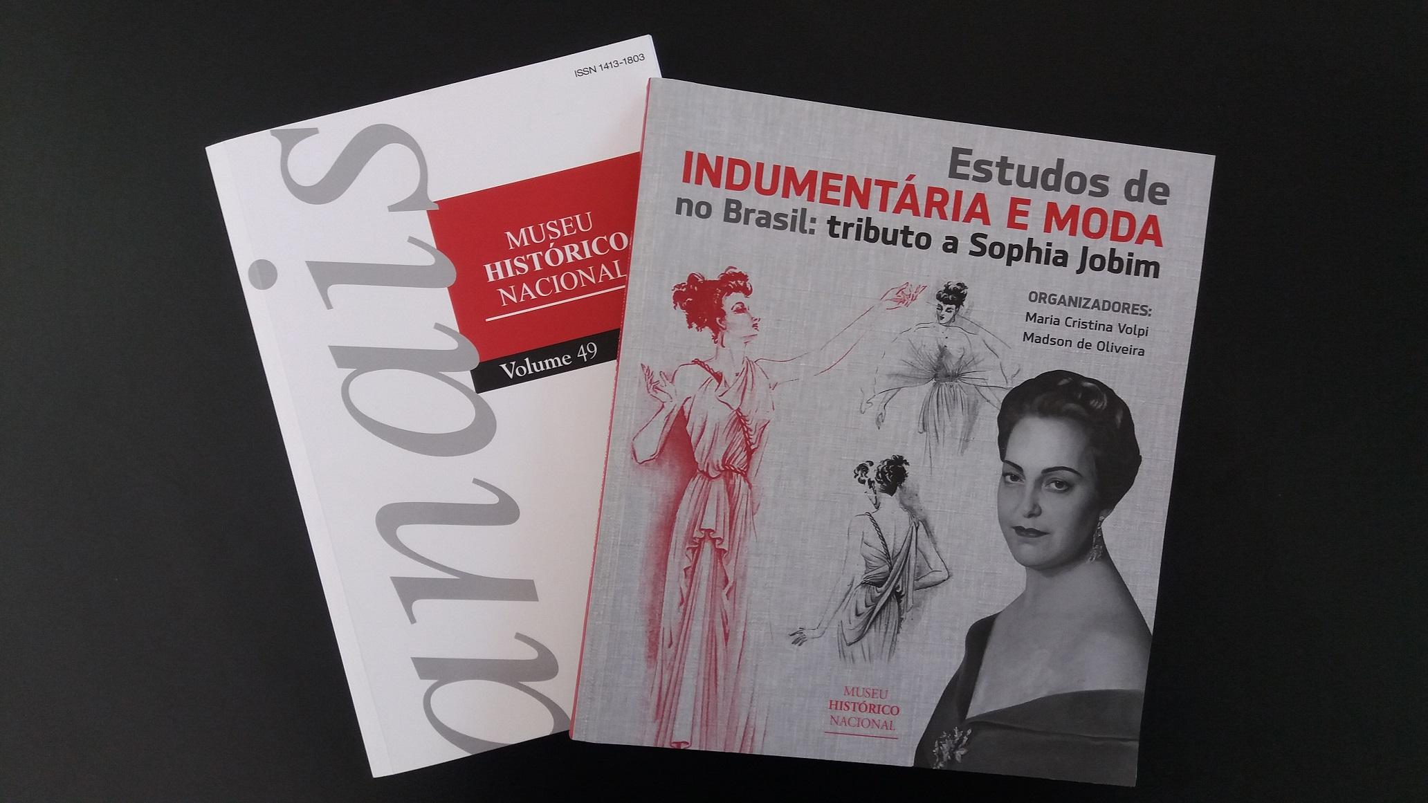 Primavera dos Museus 2019: no dia 26 de setembro, o MHN apresenta duas novas publicações impressas