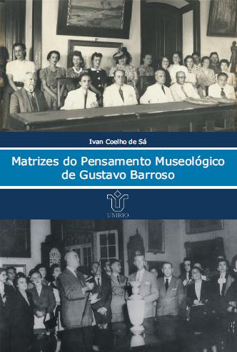 Capa do livro de Ivan Coelho de Sá