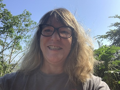 A museóloga Jeanne Mautoni é responsável pela Reserva Técnica do MHN