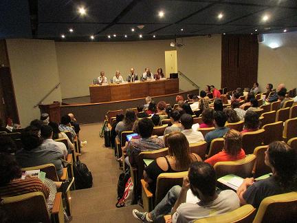 Seminário do MHN em 2018. Neste ano, a edição será virtual devido à pandemia do novo coronavírus