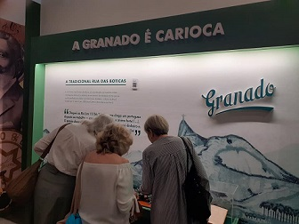 150 anos da Granado: exposição esteve em cartaz no MHN até o início da pandemia